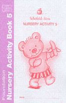Nursery Activity Book 5