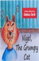 Nigel, the Grumpy Cat