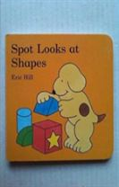 SPOT LOOKS AT SHAPES