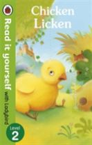 Chicken Licken - Read it yourself with Ladybird