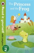 The Princess and the Frog - Read it yourself with Ladybird