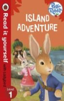 Peter Rabbit: Island Adventure - Read it yourself with Ladybird