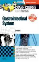 Crash Course Gastrointestinal System Updated Print + eBook edition