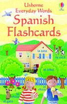 Everyday Words In Spanish Sticker Book