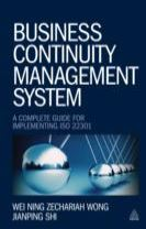 Business Continuity Management System