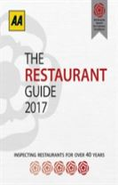 AA Restaurant Guide 2017