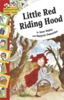 Hopscotch: Fairy Tales: Little Red Riding Hood