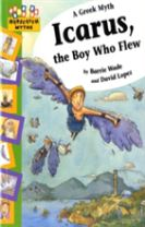 Hopscotch: Myths: Icarus, the Boy Who Flew