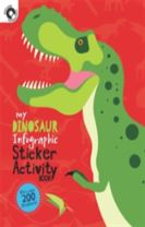 My Dinosaur Infographic Sticker Activity Book