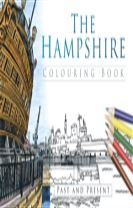 The Hampshire Colouring Book: Past & Present