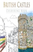 British Castles Colouring Book