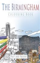 The Birmingham Colouring Book: Past & Present