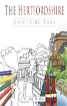 The Hertfordshire Colouring Book: Past & Present