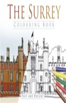 The Surrey Colouring Book: Past & Present