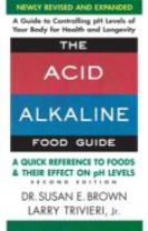 Acid Alkaline Food Guide - Second Edition