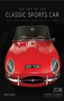 The Art of the Classic Sports Car 2018