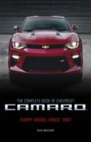 The Complete Book of Chevrolet Camaro, 2nd Edition