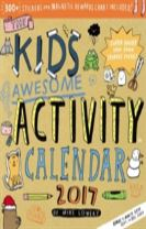 The Kid's Awesome Activity Wall Calendar