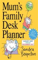 2017 Mum's Family Desk Planner