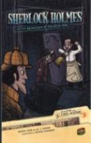 Sherlock Holmes And The Adventure Of The Blue Gum #3