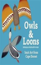 Owls and Loons Board Book  A260