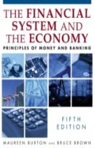 Financial System of the Economy: Principles of Money and Banking