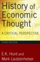 History of Economic Thought, 3rd Edition