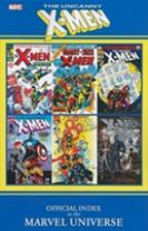 Official Index To The Marvel Universe: Uncanny X-men