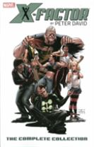 X-factor By Peter David: The Complete Collection Volume 2