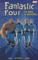Fantastic Four By Waid & Wieringo Ultimate Collection Book 2