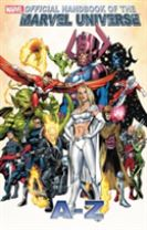 Official Handbook Of The Marvel Universe A To Z Vol. 4