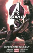 Avengers World Volume 4: Before Times Runs Out