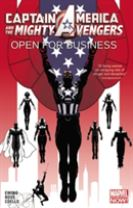 Captain America & The Mighty Avengers Volume 1: Open For Business