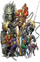 Guardians Of The Galaxy: New Guard Vol. 2: Wanted