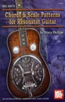Chords and Scale Patterns for Resonator Guitar Chart