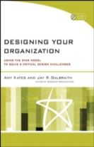 Designing Your Organization