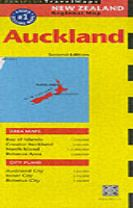 Auckland Travel Map