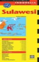 Sulawesi Travel Map Sixth Edition