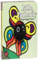 Little Butterfly: Finger Puppet Book