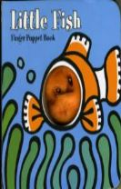 Little Fish: Finger Puppet Book