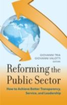 Reforming the Public Sector