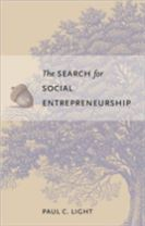 The Search for Social Entrepreneurship