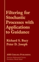 Filtering for Stochastic Processes with Applications to Guidance