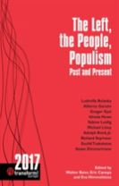 The Left, the People, Populism: Past and Present