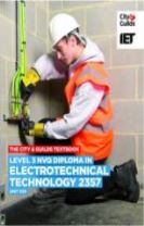 Level 3 NVQ Diploma in Electrotechnical Technology 2357 Unit 309 Textbook