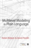 Multilevel Modeling in Plain Language