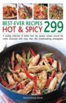 Best Ever Recipes Hot & Spicy 299