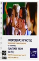 FTX Foundations in Taxation - Pocket Notes