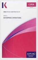 E1 Enterprise Operations - CIMA Exam Practice Kit