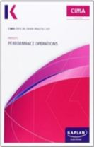 P1 Performance Operations - CIMA Practice Exam Kit